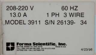 Picture 11   Serial Number Tag