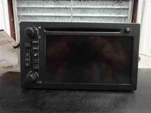 Chevrolet GMC Hummer Navigation CD Radio Fits Many LKQ