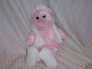 USED RON BANAFATO,INC. STUFFED PLUSH PIG DOLL TOY