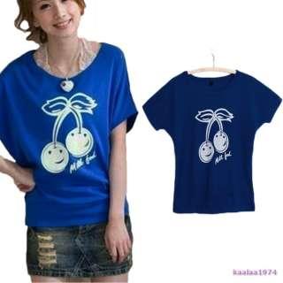 White Heart Print Sexy MOD Top Shirt size S NWT