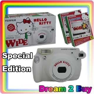 Fuji Instant Instax 210 Hello Kitty Limited Edition Polaroid Camera