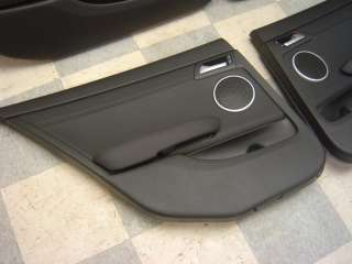 08 09 Pontiac G8 GT GXP OEM Front Rear Door Panels