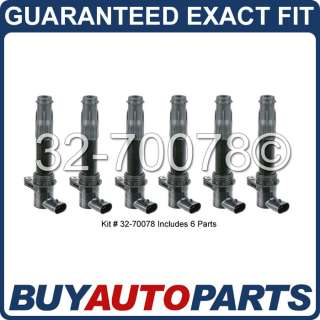 BRAND NEW COMPLETE IGNITION COIL SET FOR LAND ROVER FREELANDER
