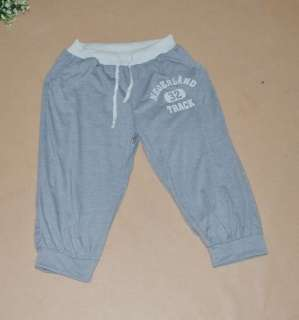 DPW12 Korea Girl Short Sleeve32 Print Sports Casual T Shirt+ Pants