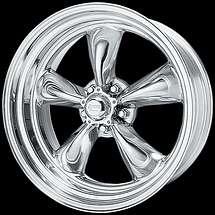 American Racing TORQUE THRUST II Wheels Torq 17x9.5 515 505