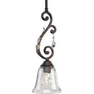 Thomasville Lighting Savona Collection Cognac 1 light Mini Pendant