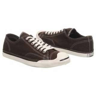 Athletics Converse Mens Jack Purcell LP II Dark Brown/Off White Shoes