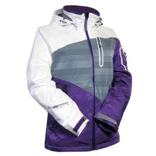 ZIENER ADRENAL Damen Skijacke Snowboardjacke purple XS 4049778570489