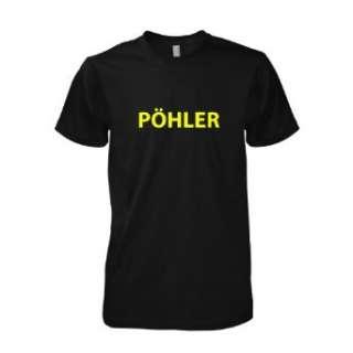 Pöhler (Klopp)   Dortmund T Shirt, Herren  Bekleidung