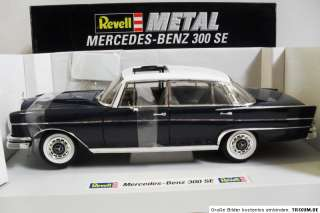 Revell Nr.08919 118 Mercedes Benz 300SE Heckflosse OVP
