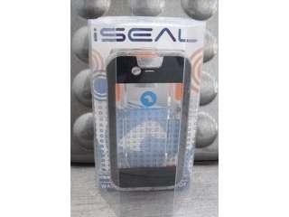 The Seal iSeal Orange ultra waterproof clear case housing for Apple