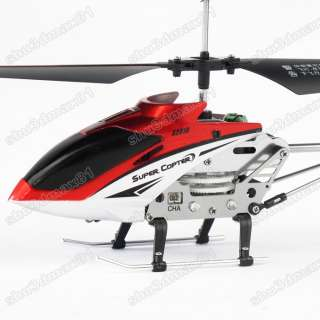 Mini 3.5CH RC Remote control LED light Helicopter GYRO