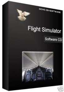 FLIGHT SIMULATOR SIMULATION SOFTWARE JOYSTICK PPL 2010