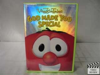VeggieTales   God Made You Special DVD 796019803755