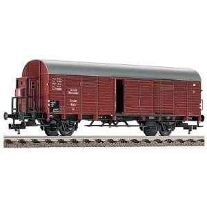 Fleischmann 5309   Gedeckter Güterwagen Bauart Gl Dresden mit