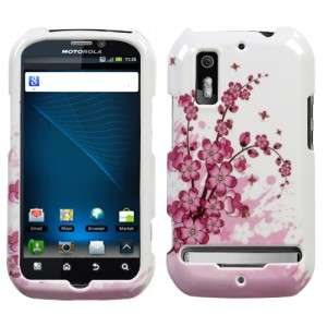Spring Flowers HARD Protector Case Snap On Phone Cover for Motorola