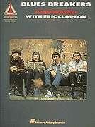 Blues Breakers John Mayall Eric Clapton Guitar Tab Book
