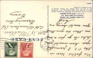 Patrick Air Force Base FL Missile Bomarc Postcard
