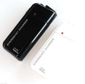 Battery USB Emergency Charger For Apple cell phone