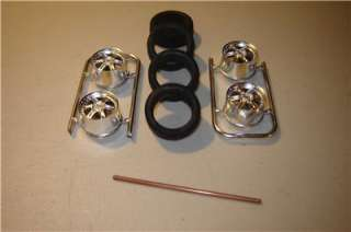 Lot/Tire & Wheel Set Customizing Dress up Bridgestone Soft Vinyl 1/24