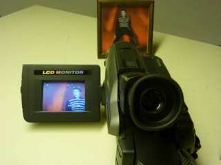 Videocamera Hi8 Sony in Rheinland Pfalz   Straßenhaus  Foto