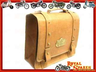 to see how to fit this Saddle Bag on your Royal Enfield Motorcycle