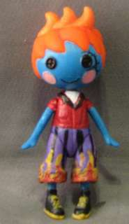 Custom OOAK MINI Lalaloopsy Doll HOLT HYDE Monster High CUTE