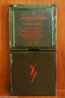 YBF NEUTRALIZING PRESSED POWDER YOUR BEST FRIEND x2