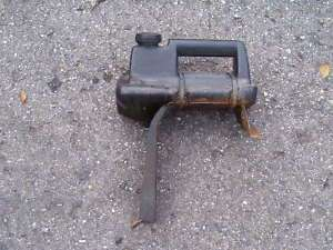 JACOBSEN SNOW BLOWER / SNOWBLOWER GAS TANK & BRACKET