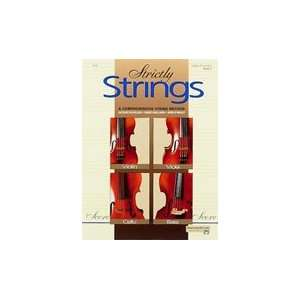 Alfred Publishing 00 4399 Strictly Strings, Book 2