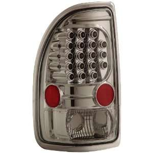Anzo USA 311065 Dodge Dakota Chrome LED Tail Light Assembly   (Sold in