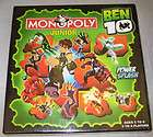 Ben 10 Monopoly junior board game 2 4 players ages 5 +