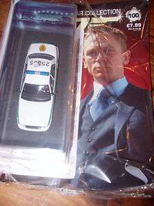 JAMES BOND CAR COLLECTION 007 100 FORD CROWN VICTORIA