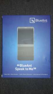 BlueAnt S4 Voice Controlled Bluetooth Unit