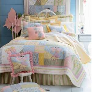 Fairy Pixie Chix Quilt:  Home & Kitchen