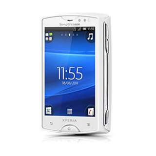LATEST Sony Ericsson XPERIA Mini   White (Unlocked) Smartphone UK