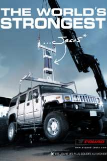 ESQUAD JEANS UOMO MOTO NEW POLYNIUM 2010 ARMALITH 50%