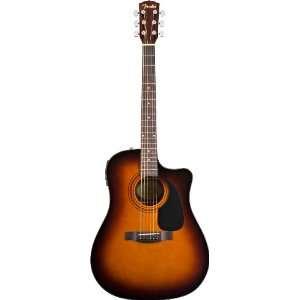 Fender CD 60CE Dreadnought Acoustic Electric Guitar