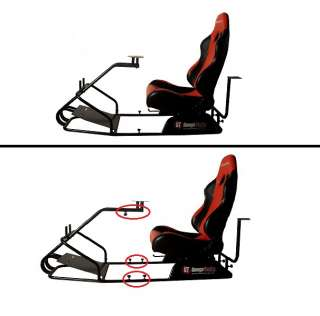 The GT Omega Racing Simulator is one of the most complete and