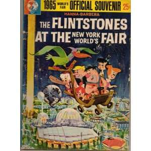 Flintstones at the New York Worlds Fair Hanna Barbera Books