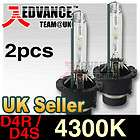 D4S D4R HID XENON LIGHT BULB 4300K YELLOW OEM REPLACEME