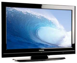 Toshiba 32KV500 32LCD HD Ready TV F REEVIEW 2x HDMI USB Black
