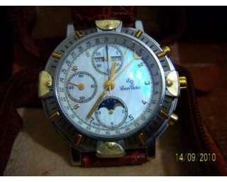 Orologio lucien rochat royal fly acciaio e a Acquaviva delle Fonti