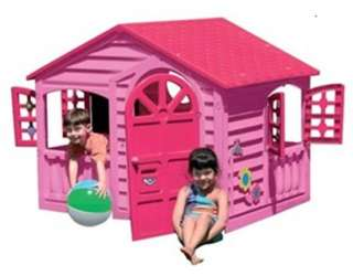 Childrens Outdoor Playhouse   Kids Play House  Girls   PINK