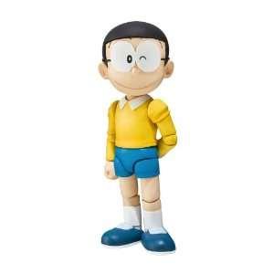 Nobi Nobita (10 cm PVC Figure) Bandai Doraemon [JAPAN]: Toys & Games