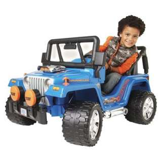 Power Wheels Hot Wheels Jeep   12V Blue.Opens in a new window