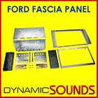 FORD Transit Double Din CD Fascia Fitting Kit CT23FD04A