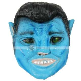 Wholesale High Imitation Avatar Scary Demon Monster Halloween Mask