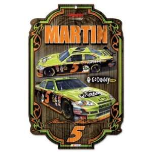 Mark Martin Window Decal: Sports & Outdoors