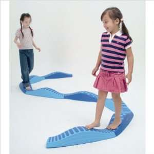 Wavy Tactile Path Toy in Blue Toys & Games